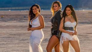 Karol G eligió a Las Vegas para grabar nuevo videoclip con las brasileñas Simone & Simaria