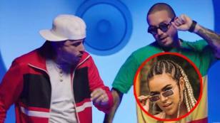 ¡Karol G invitó al remix de 'Mi cama' a Nicky Jam y J Balvin! [FOTOS]