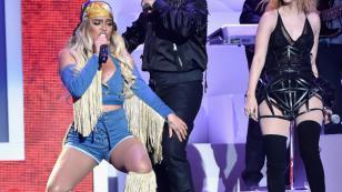 Karol G y Nicky Jam alistan conciertos juntos en Argentina