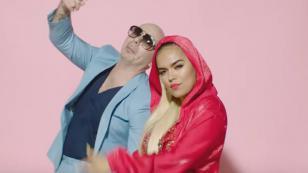 ¿Ya escuchaste el remix de 'Dame tu cosita'? Karol G y Pitbull están en la nueva versión