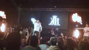 Kevin Roldán culminó con éxito las primeras presentaciones de su gira mundial [VIDEO]