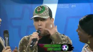 Kevin Roldán presentó en Ecuador su nuevo tema: 'Una trampa' [VIDEO]