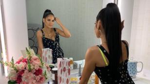 Khloé Kardashian, pendiente de los mensajes entre Natti Natasha y Rob Kardashian