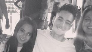 La foto de Becky G junto a Maluma que desató la euforia de sus fanáticos