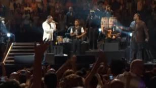 La histórica presentación de Don Omar y Romeo Santos en el Madison Square Garden