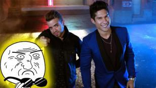 La inesperada nueva faceta de unos de los cantantes de Chino y Nacho [VIDEO]