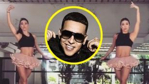 Las gemelas que impactaron a Daddy Yankee con su baile de 'Dura' [VIDEO]