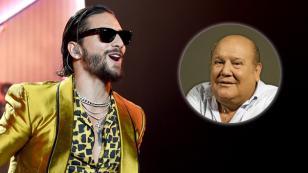 Leo Dan confesó que quiere cantar junto a Maluma