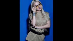 Leslie Shaw contó con Ivana Yturbe y Flavia Laos para las grabaciones de su nuevo tema [FOTOS]