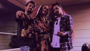 Leslie Shaw lanza 'Faldita' junto a Mau y Ricky