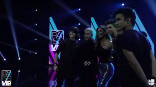 Lo que no viste de CNCO y su concierto en 'Pase VIP', de Univisión [VIDEO]