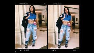 Los llamativos y sensuales looks de Becky G que están causando revuelo en las redes sociales [FOTOS]