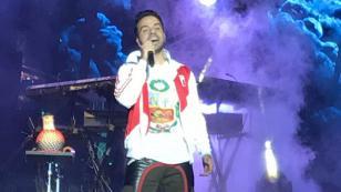 ¡Luis Fonsi cantó 'Despacito' en concierto en Lima! [VIDEO]