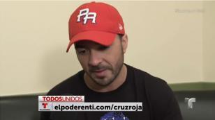 Luis Fonsi y la tragedia por la que llora en vivo [VIDEO]
