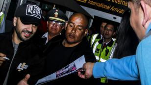 Luis Fonsi y su esperadísima llegada a Lima en fotos