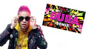 Maldy, de Plan B, puso a sus hijos a cantar el remix de 'Dura' y esto pasó [VIDEO]