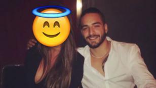 Maluma no solo la rompió con show en Madrid, sino que estuvo bien acompañado [FOTO]