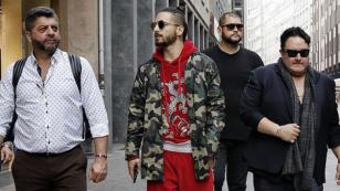 Maluma canceló concierto en Roma por esta razón