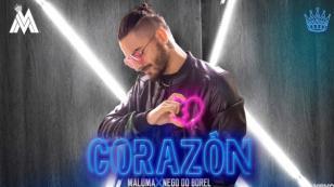 ¡Escucha 'Corazón', el nuevo tema de Maluma!