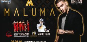 ¡Aquí los ganadores del 2DO URBAN FEST CON MALUMA en Cusco!