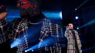 ¡Maluma deslumbra en sesión acústica de los Grammy Latino! [VIDEO]