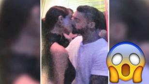 Maluma y esta actriz mexicana fueron captados besándose [FOTOS]
