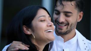Maluma envió afectuoso saludo de cumpleaños a Farina