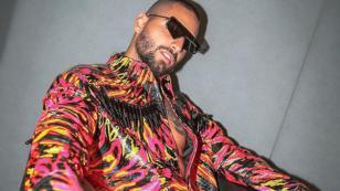 Maluma es considerado ícono de la moda por Vogue