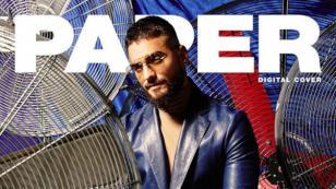 Maluma es portada de afamada revista estadounidense