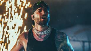 Maluma hizo vibrar a sus fans de Bulgaria con un show espectacular