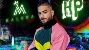 Maluma lanza primer adelanto y fecha para el estreno de 'HP'