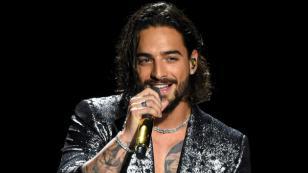 Maluma presume su nuevo tatuaje en las redes sociales