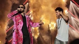 'El clavo' remix, la nueva colaboración entre Prince Royce y Maluma