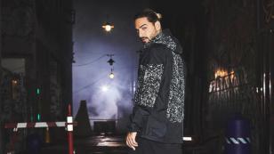 Maluma se reúne con Dani Alves en París