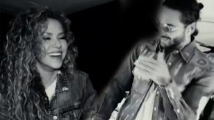Maluma y Shakira estrenaron novedoso video de 'Clandestino'