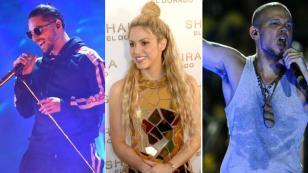 ¡Maluma, Shakira y Residente lideran las nominaciones a los Latin Grammy 2017!