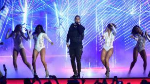 """Maluma sobre las críticas a su música: """"No soy yo el que sufre, es mi familia"""