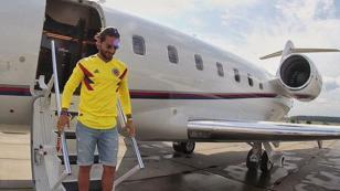 Maluma sufrió robo en hotel de Rusia valorizado en 800 mil dólares