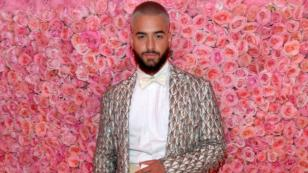 Maluma vive incómodo momento en la alfombra rosa de la MET Gala 2019
