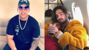 Maluma y Daddy Yankee viajan a Las Vegas para sus presentaciones en los Latin Billboard [VIDEO]