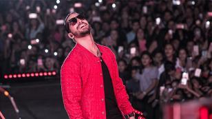 Maluma y el récord que batió en el Madison Square Garden