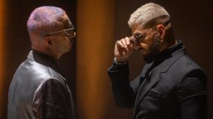 Maluma y J Balvin estrenan 'Qué pena', su nueva colaboración