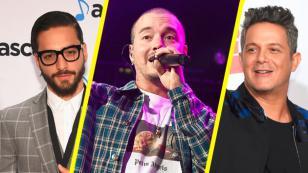Maluma y J Balvin reciben peculiar mensaje por parte de Alejandro Sanz