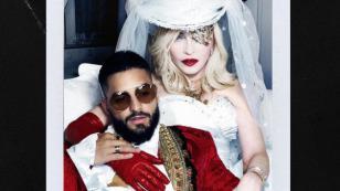 Maluma y Madonna anuncian estreno de su nuevo single juntos