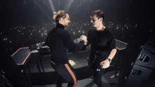 Maluma y Martin Garrix hicieron vibrar a colombianos en impresionante concierto