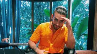 Manuel Turizo anuncia venta de buzo 'Esclavo de tus besos' en su tienda
