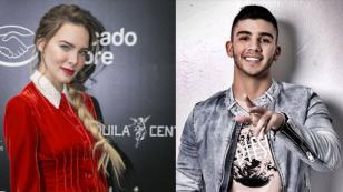 ¿Será Belinda la nueva 'Lady' de Manuel Turizo?