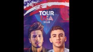 Manuel Turizo y Sebastián Yatra estarán juntos en gira por Estados Unidos