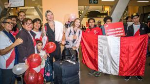 Más de 3 mil voluntarios de todo el mundo llegan para la campaña Un solo Perú