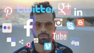 ¿De qué plataforma digital es imagen Mike Bahía?